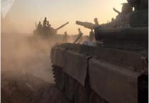 Syria tha bổng gần 1.000 phiến quân ở Deraa ra hàng