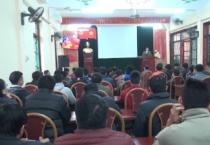 Thành phố Nam Định bồi dưỡng đối tượng kết nạp Đảng cho thanh niên nhập ngũ 2018