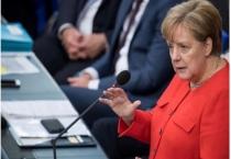 Thủ tướng Đức trả lời chất vấn về các chủ đề 'nóng'