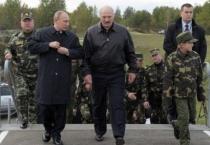Tổng thống Putin phê chuẩn Dự thảo Học thuyết Quân sự Nhà nước Liên minh Nga-Belarus