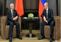 Tổng thống Putin và Tổng Bí thư Nguyễn Phú Trọng sẽ thảo luận gì ở Sochi?