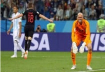 Vùi dập Argentina, Croatia sớm giành vé vào vòng 1/16