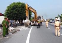 PS  Nhìn lại việc thực hiện kế hoạch 77 của UBND tỉnh về giải tỏa hành lang ATGT đường bộ năm 2017