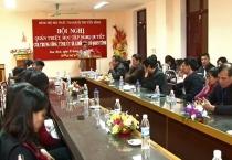 Đài PT-TH tỉnh tổ chức hội nghị quán triệt, học tập nghị quyết của TW, tỉnh ủy và khối các cơ quan tỉnh