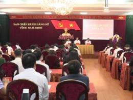 Hội nghị mở rộng Ban chấp hành Đảng bộ tỉnh