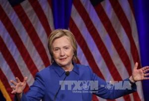 Bà Clinton đã hơn ông Trump 2,7 triệu phiếu phổ thông