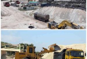 Các địa phương siết quản lý, khai thác khoáng sản
