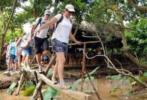 Du lịch xanh là 'chìa khóa' phát triển du lịch bền vững