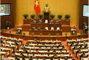 Kỳ họp thứ 5 Quốc hội khóa XIV khai mạc sáng nay