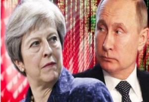 London sôi sục vì bó tay trước các nước đi của Putin
