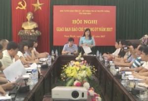 PS Dấu ấn Tuyên giáo Nam Định năm 2017