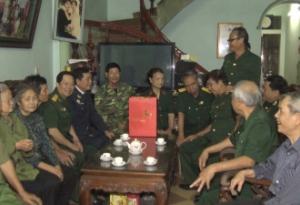 PS Hội truyền thống Trường Sơn đường Hồ Chí Minh - 5 năm một nhiệm kỳ đại hội