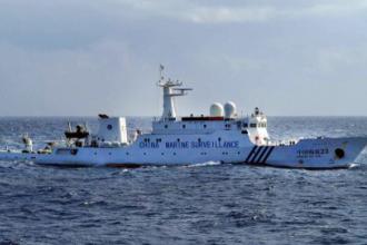 """Australia tuyên bố sẽ """"để mắt"""" tới tàu trinh sát Trung Quốc"""