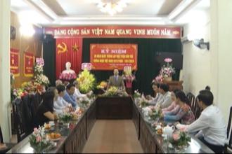 Chúc mừng nhân dịp kỷ niệm 89 năm ngày thành lập Mặt trận Dân tộc thống nhất Việt Nam