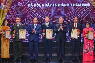Giải Búa liềm vàng năm 2019 vinh danh 57 tác phẩm báo chí