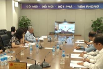 Hội nghị trực tuyến toàn quốc về bảo đảm an toàn trường học và phòng, chống bạo lực học đường