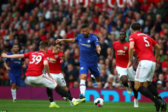 MU đè bẹp Chelsea và sự trở lại vinh quang của 'Quỷ đỏ'